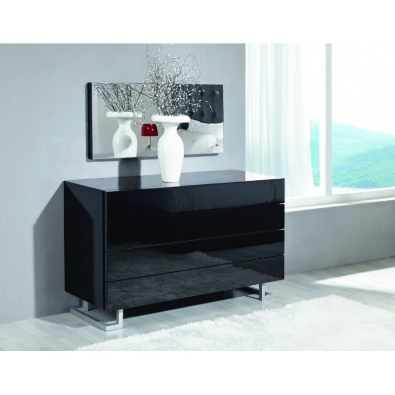 Find 5 Cheap Modern White Dressers and Modern Black Dressers for ...