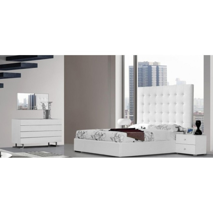 Find 5 cheap modern white dressers and modern black dressers for your
